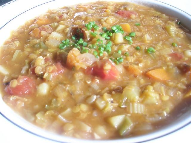 and lentil soup coconut red lentil soup rustic lentil soup rustic ...