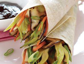 Bok Choy Wraps. Great idea! | FOOD TO MAKE | Pinterest