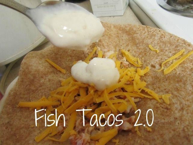 Lime Cilantro Fish Tacos | Favorite Recipes | Pinterest