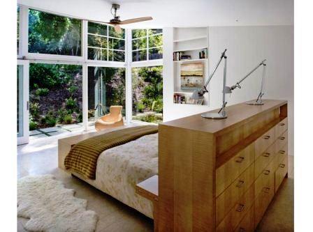 fabriquer une t te de lit avec rangement chambres pinterest. Black Bedroom Furniture Sets. Home Design Ideas