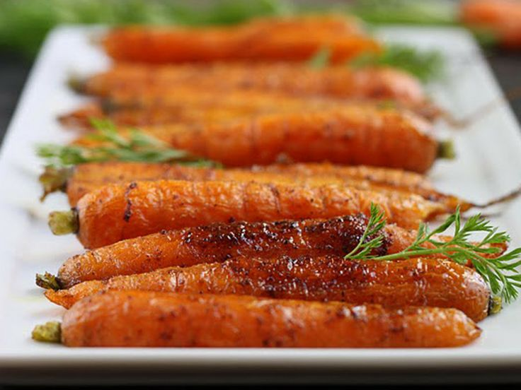 Spice Roasted Carrots - The Cilantropist (Christmas Easter Vegan ...