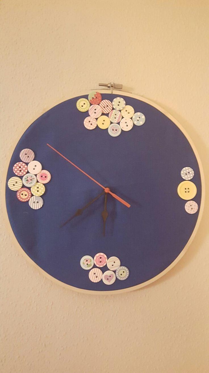 Coole Wohnzimmer Uhren Wanduhr Tage Weida