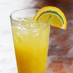 Easy, delicious Triple Citrus Margaritas... from scratch! It's 5 o ...