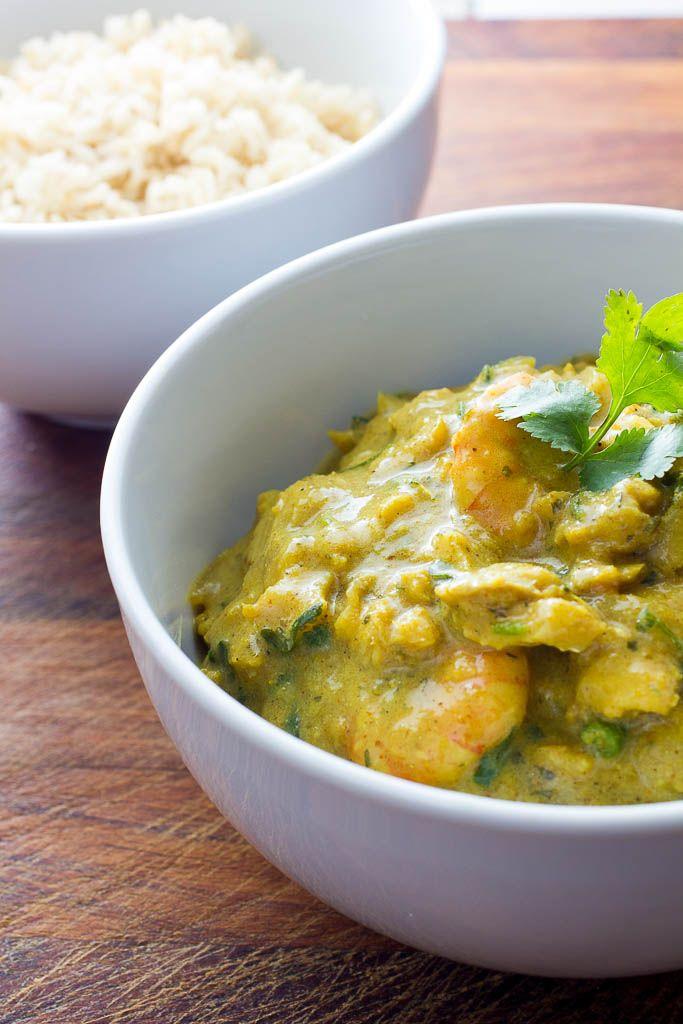 Fish. Curry. Coconut milk. Simple. | Passionate Consumption | Pintere ...