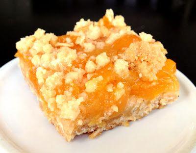Apricot Oat Bars | Food & Drink | Pinterest