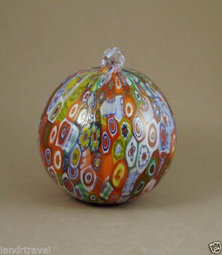 Venice gondola glass ornament crafts - Murano glass ornaments italy ...