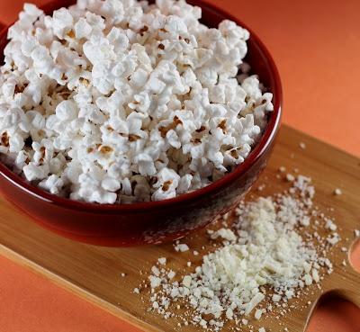 ... cheese inspired Popcorn Friday. Truffle Cheese Popcorn. It's amazing