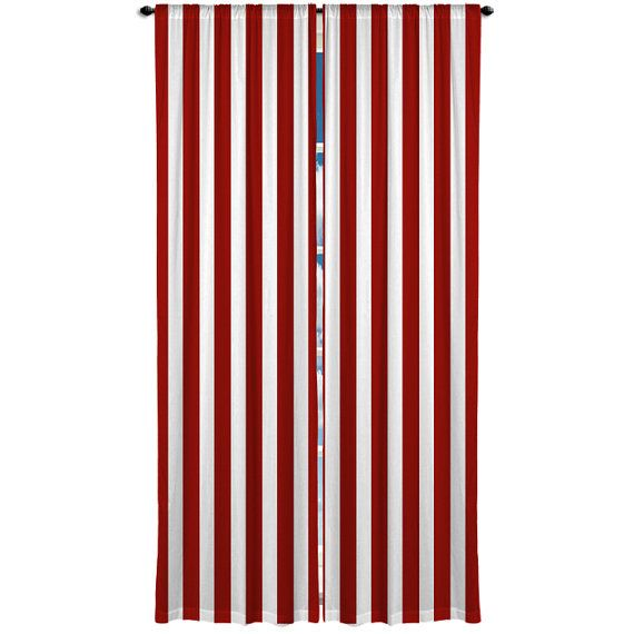 red and white vertical flag