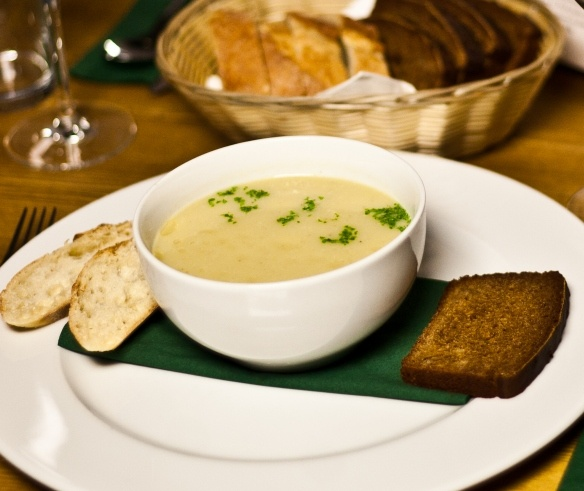 Jerusalem artichoke soup   Groovy Jerusalem Artichoke   Pinterest