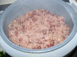 Congri Oriental (Cuban Red Beans and Rice) | Comida Latina | Pinterest