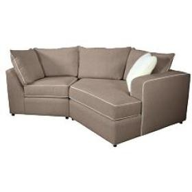 Norwalk milford angled sectional living room pinterest for Angled chaise lounge sofa