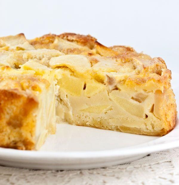 Marie-Helene's Apple Cake   Cakes   Pinterest