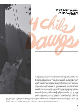 Huck Mag Feature