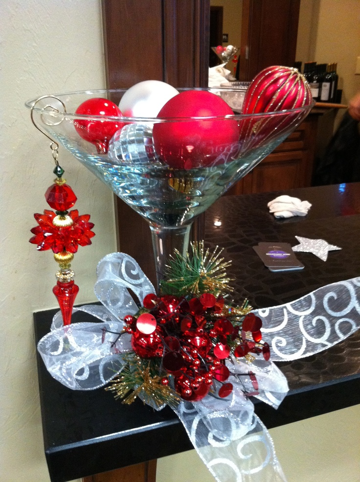 Holiday Table Centerpiece Christmas Pinterest