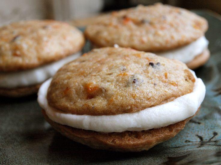 Carrot Cake Whoopie Pies | Whoopie Pie, Oh My! | Pinterest