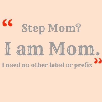 Stepmom Quotes. QuotesGram