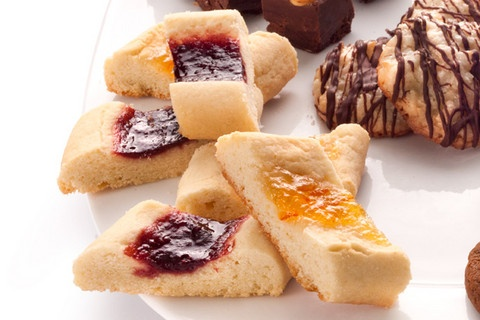 Split-Second Cookies   Recipe