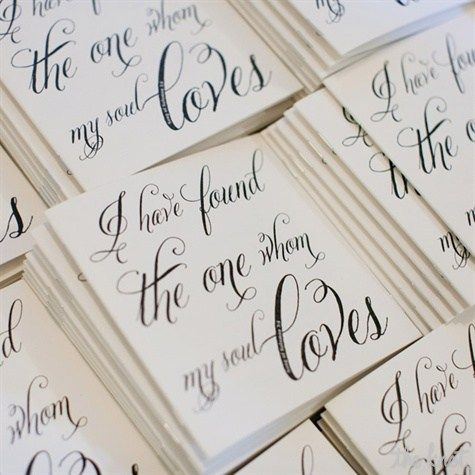 Bible Quotes For Wedding Programs QuotesGram