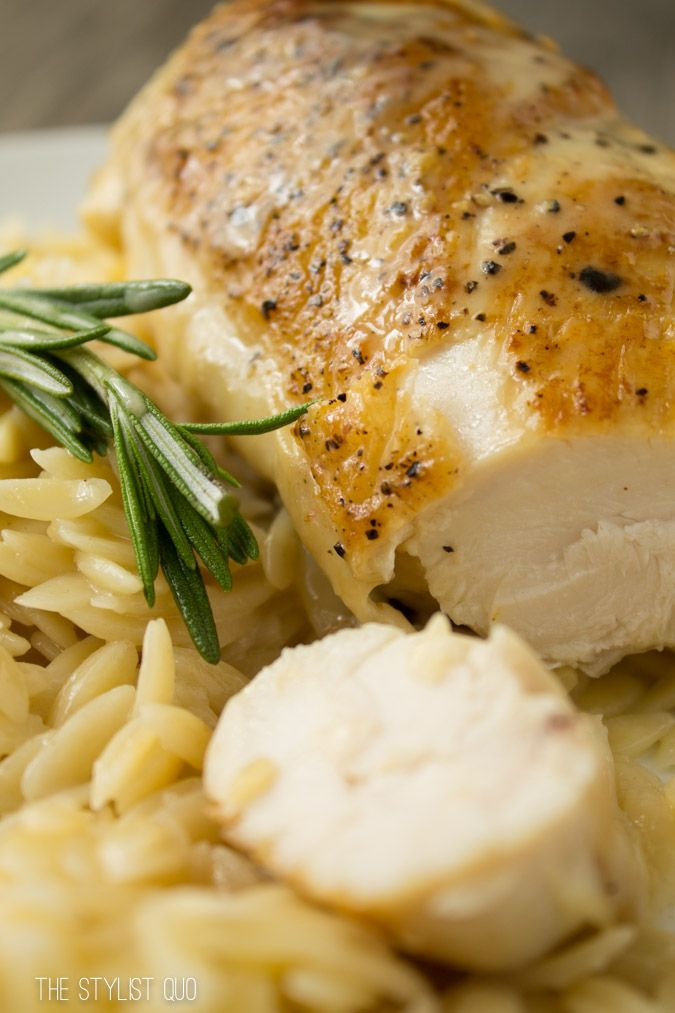 Pan-Seared Chicken with Vin Blanc au Beurre (White Wine with Butter ...