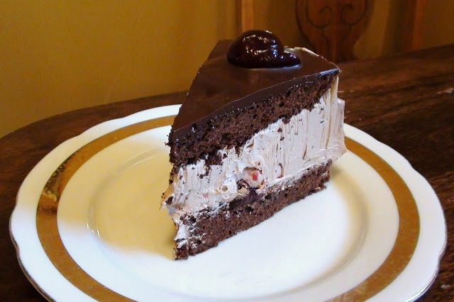 Tartouillat (Cherry And Rum Cake) Recipes — Dishmaps
