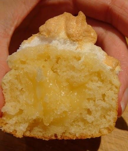 Lemon meringue cupcakes   DESSERTS   Pinterest