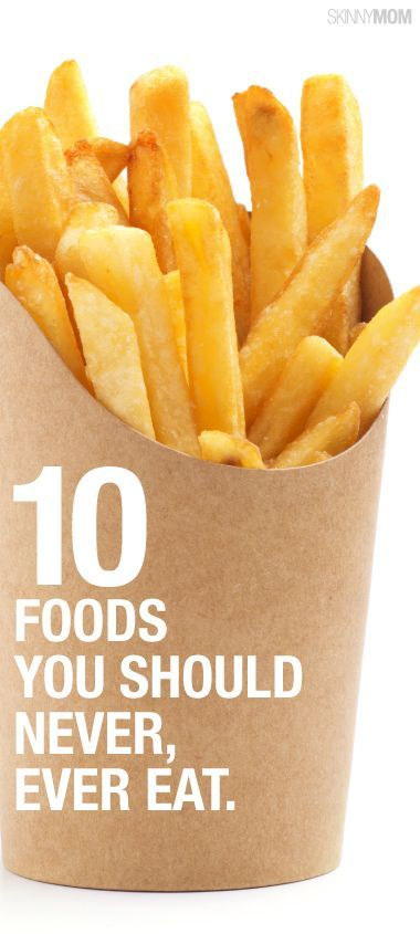 7 Foods You Should Never Eat If You are Trying to Lose Weight