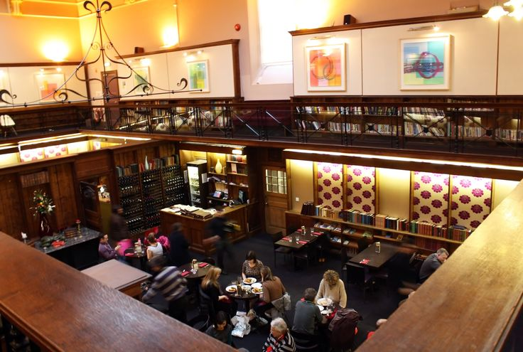 Inside The Library Restaurant The Library Restaurant