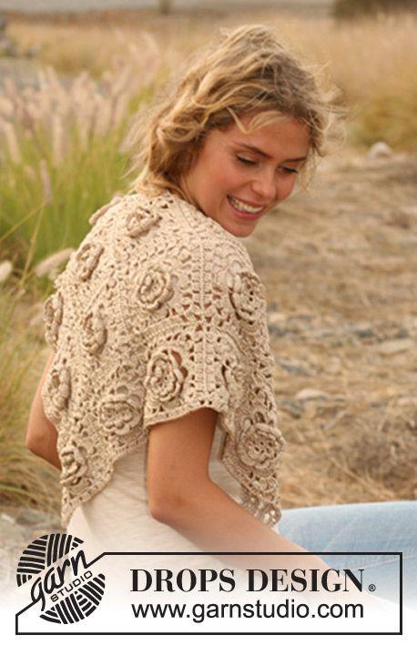 Garnstudio Free Crochet Patterns : pattern puntadas, aguja y ganchillo Pinterest