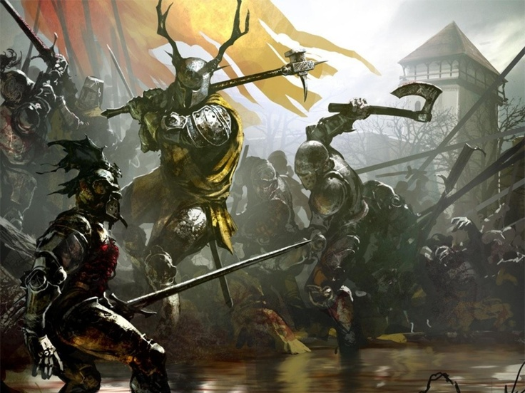 Knights in battle   More stunning Medieval images   Pinterest