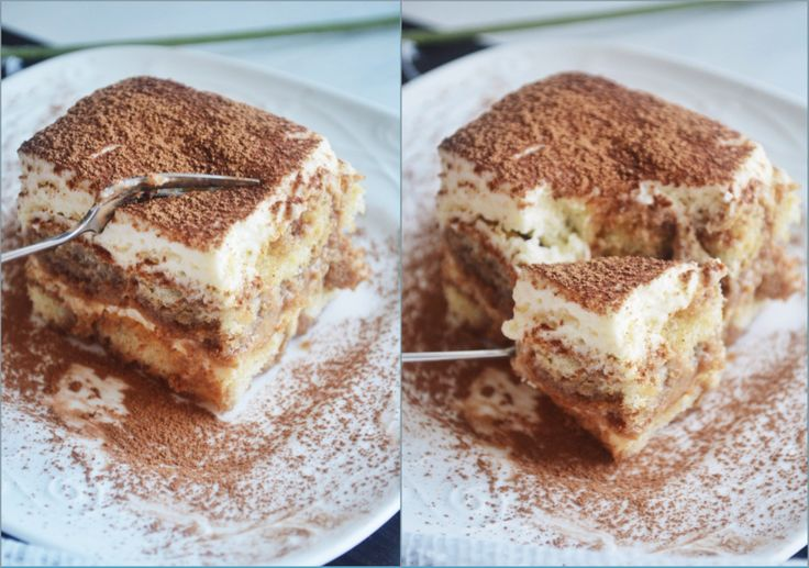 Chocolate Tiramisu | My love, my blog! | Pinterest