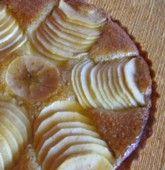 Normandy apple tart | Noms | Pinterest