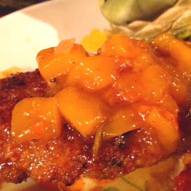 ... snuggly warm mango and cloves recipes dishmaps snuggly warm mango and
