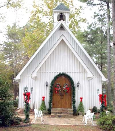 Alabama chapel