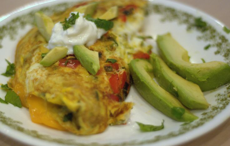 Southwestern Omelet | Delicious Recipes | Pinterest