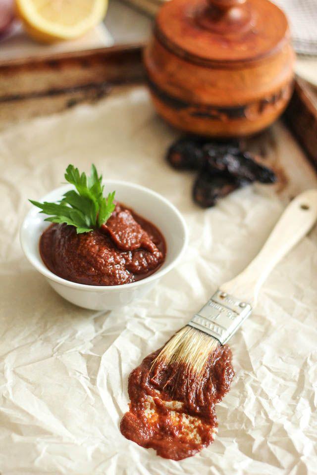 Smoky Hot BBQ Sauce – Paleo and Whole30 Compliant | Recipe