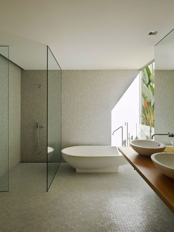 open shower  Cabin Design Project  Pinterest