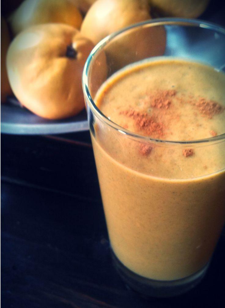 Pumpkin Pie Protein Smoothie | Smoothies | Pinterest