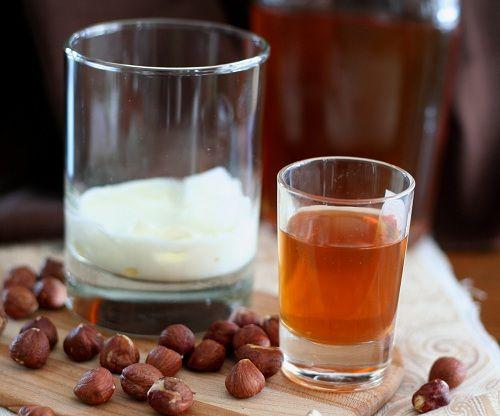 Homemade Hazelnut Liqueur – Sugar-Free | Recipe