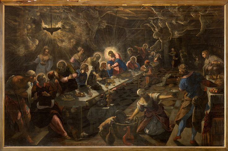tintoretto last supper essay