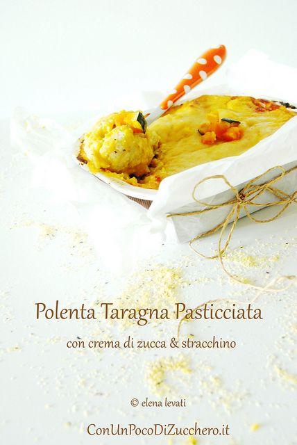 Polenta pasticciata: http://conunpocodizucchero.wordpress.com/2013/11 ...
