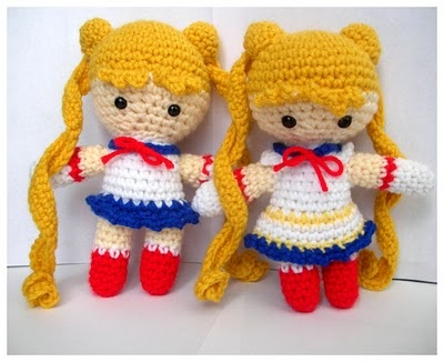 Ravelry: Sailor Moon pattern by Jennifer Vasseur