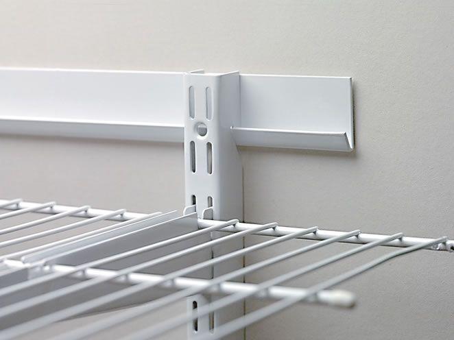adjustable closet shelving | Kid Room | Pinterest