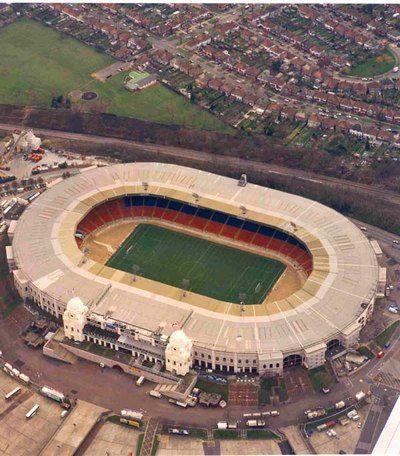 old wembley stadium by - photo #21