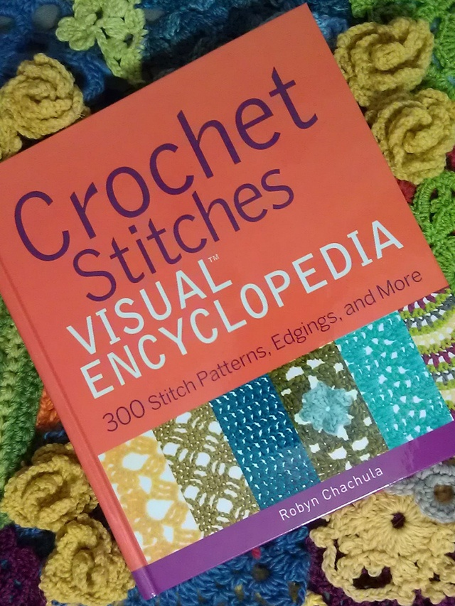 Crochet Stitches - Visual Encyclopedia. Yes, Im attempting the art of ...
