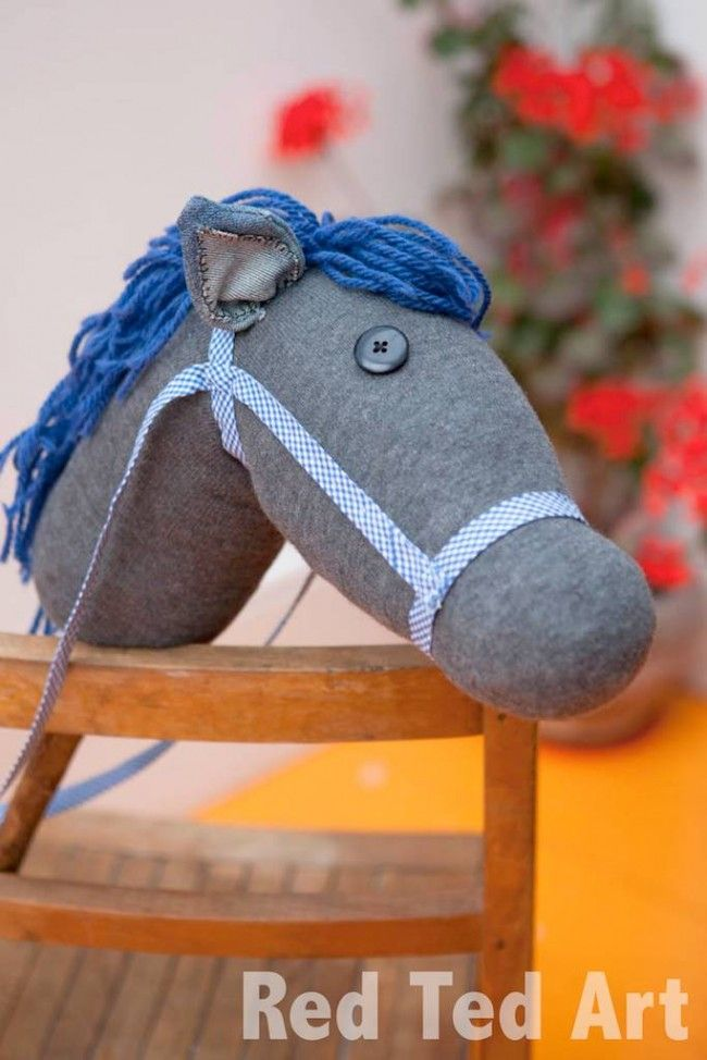 The Arts and Crafts Hobby Horse