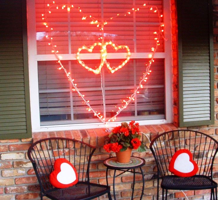 valentine 39 s day outdoor decorations ideas Search Pictures Photos