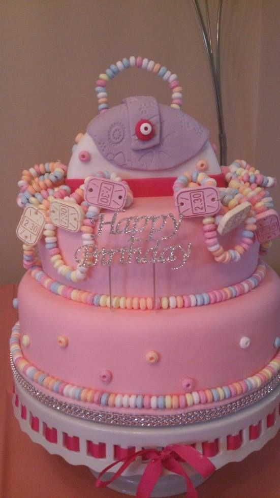 Birthday Cake Images For My Daughter : 10 th birthday cake for my daughter 10th birthday ...