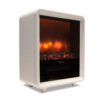 white electric fireplace heater crane design for better living