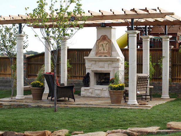 Awesome backyard!