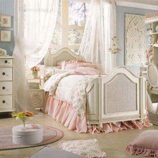 shabby chic girls bedroom bedrooms pinterest
